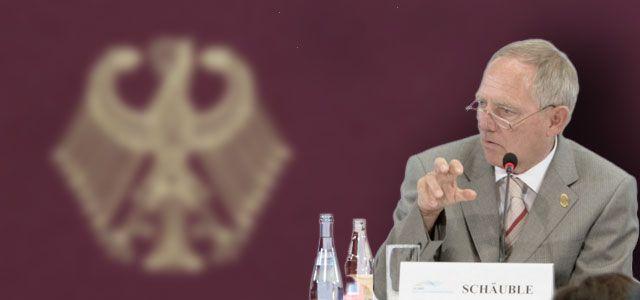 Wolgang Schäuble: Der Einbürgerungstest hat mit Abschreckung nichts zu tun