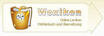 Woxikon – Online Übersetzungen und Synonymwörterbuch