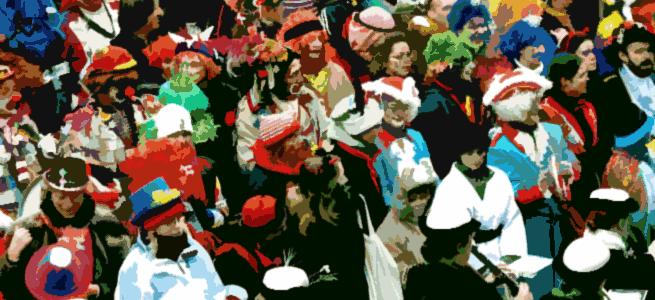 Der erste türkische Karnevalsverein nur getürkt? Nix da!