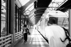 Bahnhaltestelle