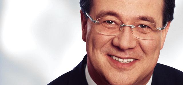 NRW Integrationsminister Armin Laschet