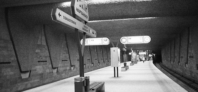 Fürther Hauptbahnhof - Foto: http://www.flickr.com/photos/j-cornelius/63996949/