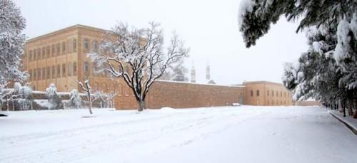 Das Kloster Mor Gabriel in Midyat/Türkei