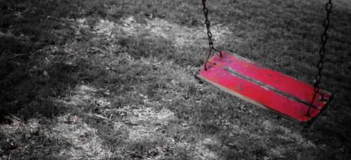 Der Auslöser, eine Schaukel - Foto: flickr.com/photos/denial_land (caruba)