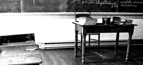 Keine Lehrer mit Migrationshintergrund? - © flickr.com/photos/rcsj (Rob Shenk)